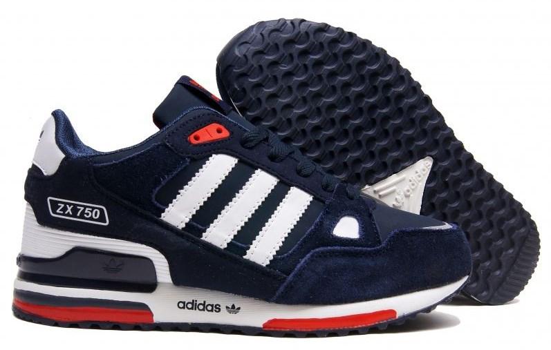 51d94e82 Купить мужские кроссовки Adidas ZX 750 winter в интернет-магазине ...