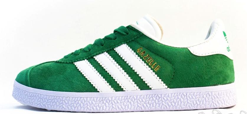 5a6e4750 Adidas Gazelle Green, купить Адидас Газели Зеленые за 3 290 руб. в ...