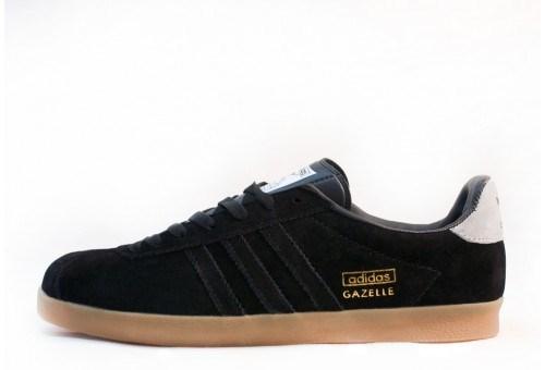 0aeadaa8 Adidas Gazelle OG All Black, купить Адидас Газели Черные за 3 290 ...