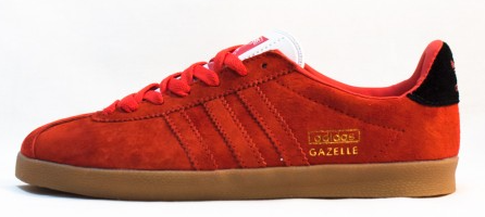 89c56013 Adidas Gazelle Red Exclusive, купить Адидас Газели красные за 3 290 ...