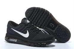 Nike Air Max 2017 Black - фото 22375