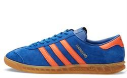 Adidas Hamburg Dublin Collegiate Royal & Orange  - фото 23678