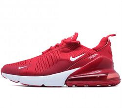 Nike Air Max 270 Red White - фото 28545