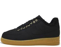 Nike Air Force 1 Low Black Brown Winter - фото 28826