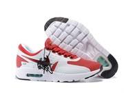 Nike Air Max Zero Men (WhiteRed)