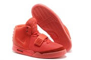 Nike Air Yeezy 2 by Kenye West (Red October)