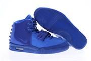 Nike Air Yeezy 2 by Kenye West (blue)