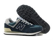 New Balance 574 Classic Men (Dark Green)