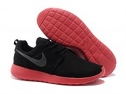 Nike Roshe Run (BlackSolar-Red)