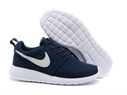 Nike Roshe Run (Dark-BlueWhite)
