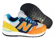 New Balance 670  (OrangeYellowBlue)