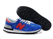 New Balance 990 (BlueRed)