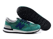 New Balance 990 (GreenNavy)