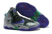 Nike LeBron 11TERRACOTTA (Mine GreyElectro Purple)