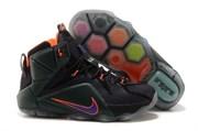 Nike LeBron 12 Instinct (Cave PurpleHyper GrapeCrimsonHyper Turquoise)
