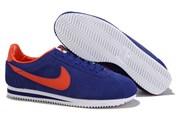 Nike Cortez Suede Vintage (blueorange)