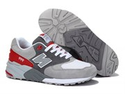 New Balance 999 Men (GreyWhiteRed)