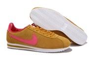 Nike Cortez Suede Vintage (canyon golduniversity red)