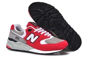 New Balance 999  (Red/Grey)