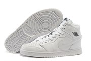 Air Jordan 1 Reto White