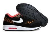 Nike Air Max 87 Women (BlackLeopardPink)