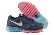 Nike Air Max 2014 Women (deep bluejade)