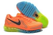 Nike Air Max 2014 Жен (OrangeTurquoiseBlack)