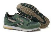 Reebok Classic Leather Utility OliveCanvasChinoPrchmnt