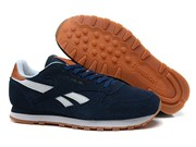 Reebok Classic Leather Suede Pack Club (BluePaperwhite)