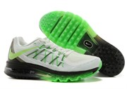 Nike Air Max 2015 (WhiteBlackEmerald Green)