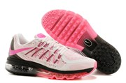 Nike Air Max 2015 (WhiteBright CrimsonBlack)