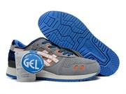 Asics Gel Lyte 3 Men (CharcoalOrangeRoyal)