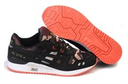 Asics Gel Lyte 3 Men (Black-Orange)
