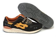 Asics Gel Lyte 3 Men (Black-Orange2)