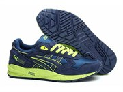 Asics Gel Saga Men (Dark-BlueFluorescence-Green)