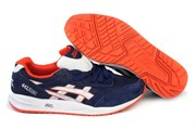 Asics Gel Saga Men (White-Blue)