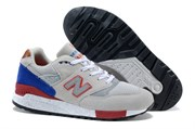 New Balance 998 (GreyBlueRed)