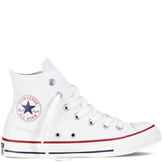 Converse All Star High White