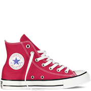 Converse All Star High Red