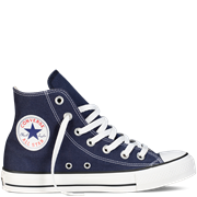 Converse All Star High Blue