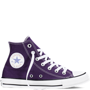 Converse All Star High Eggplant Peel