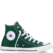 Converse All Star High Gloom Green