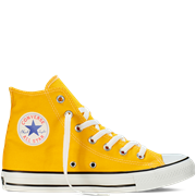 Converse All Star High Lemon Chrome