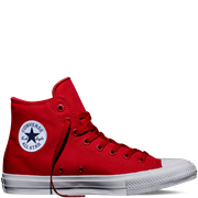 Converse All Star High  Salsa Red