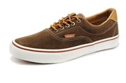 Vans Era Suede Men (BrownWhiteGold)