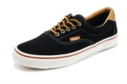 Vans Era Suede Men (CarbonBlackGold)