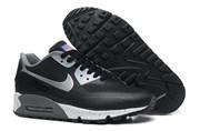 Nike Air Max 90 Hyperfuse Men(Black Grey )