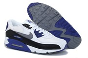 Nike Air Max 90 men Grey Cyan Black