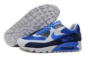 мужские Nike Air Max 90 HYP Premium Grey Blue Black