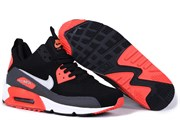 Nike Air Max 90 Sneakerboot (Black Coral White)
